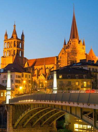 Écoles d'ostéopathie à Lausanne